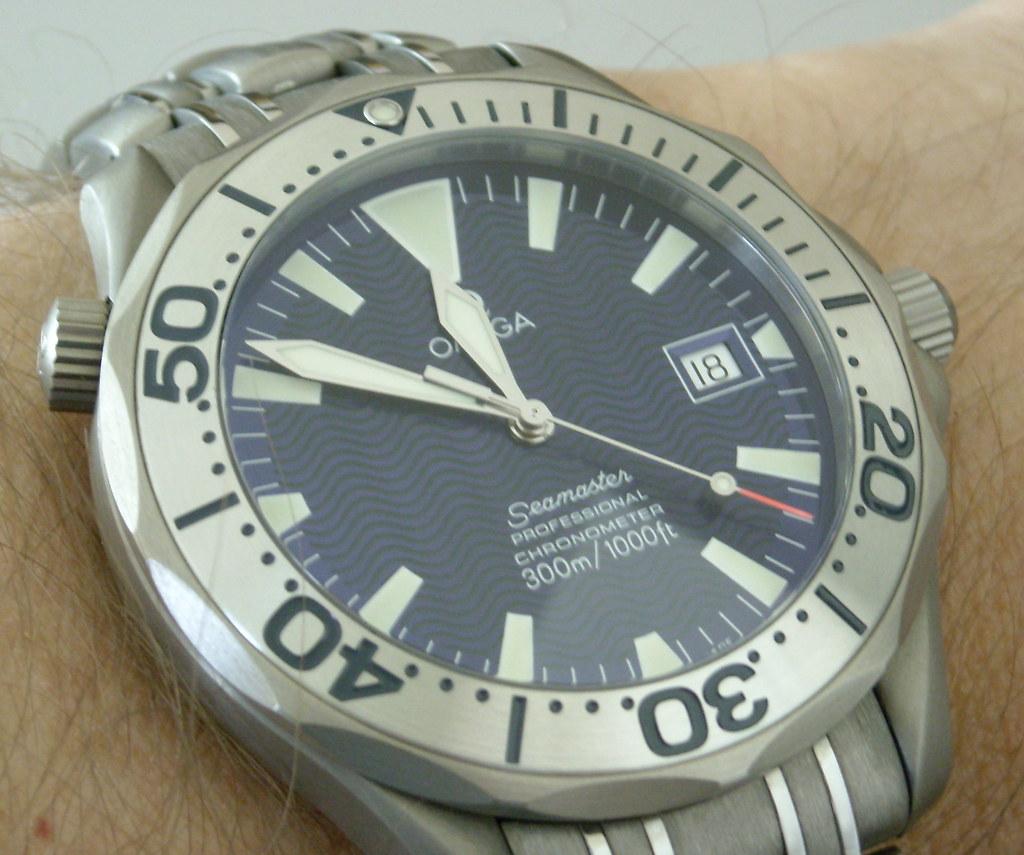Omega Seamaster Titanium