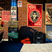 Shepard Fairey Tribute / MonkeyManWeb.com