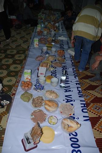 Food - Yen Tu trip