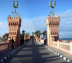 Montaza O (2) (Alexandrian) Tags: urban beach alexandria garden landscape mediterranean king palace farouk      montaza
