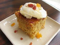 Honey-Bacon-Apricot Cornbread