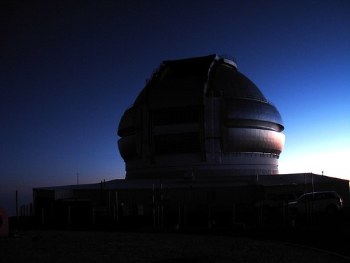 Gemini North telescope, Mauna Kea Observatory