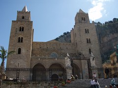 Cefalu Cathedral (Il Duomo), Sicily (ejs123) Tags: italy sicily cefalu