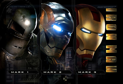 Three Marks of Iron Man