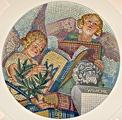 Angels Reading, 1932, Marianopolis College