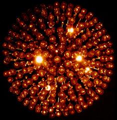 Chandelier (Andy Sheridan) Tags: lookingup chandelier onblack
