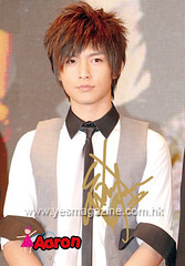Aaron Arron Yan Ya Lun  Wu Genglin (rebitrilly) Tags: love aaron taiwan fei calvin fahrenheit chun yan singer actor wang wu hai ya rolling lun chen arron jiro genglin