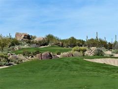 Troon North Pinnacle #1 pitch to green 371 (tewiespix) Tags: troonnorth golfcourse golf pinnacle phoenix scottsdale arizona