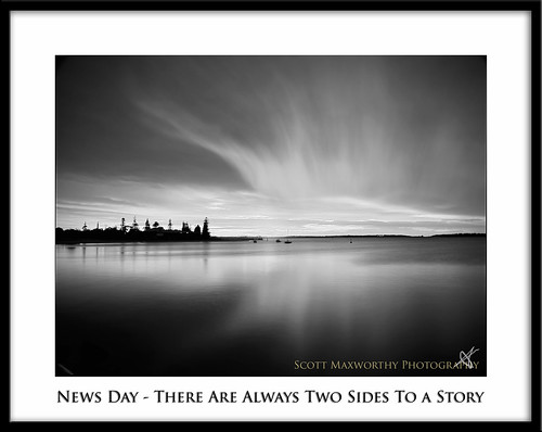 News Day - There are always two sides to by maxymedia, on Flickr