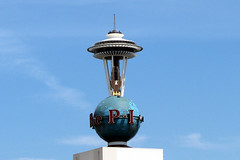 PI Space Needle 0416 (Chuck Hilliard Photography) Tags: seattle city west washington rat downtown nw pacific northwest space north center needle sound emerald puget