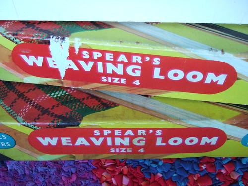 spears weaving loom 4