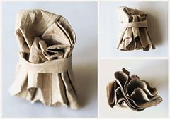 project 3 - cardboard stool - 7 (KingmanA166) Tags: adam art design cardboard stool ac kingman 166