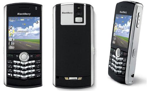 Blackberry 8100: Uno de los Blackberry mas Compactos