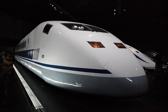 [リニア・鉄道館] 300X (新幹線955形)