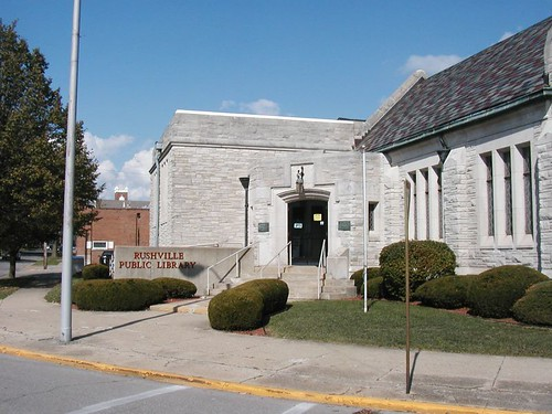 Rushville Library