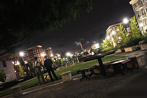 Park on Octavia Boulevard @ Hayes