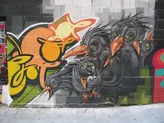 barcelona graff