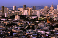 City of Rolling Hills (A Sutanto) Tags: sf sanfrancisco california ca city longexposure urban usa skyline night america buildings lights evening twilight scenery view dusk hill scenic hills nobhill westernaddition coronaheights cathedralhill sacredheartcathedral abigfave