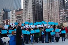 complaints choir, chicago flag encore
