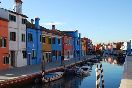 Venezia, Burano....
