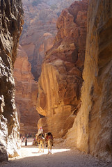 the siq (atsjebosma) Tags: red rose rocks petra siq unesco jordan camels soe oldcity rotsen 10faves mywinners travelerphotos diamondclassphotographer flickrdiamond frhwofavs excellentphotographeraward excapture