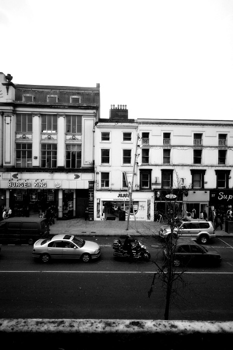 Patrick Street from Mothercare