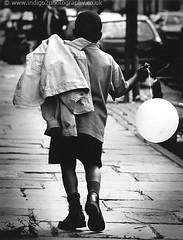Happy chappy (paul indigo) Tags: boy tree happy balloon surreal happiness projection carefree littlestories spirti 10faves platinumphoto anawesomeshot paulindigo picswithsoul mastersoflifegallery