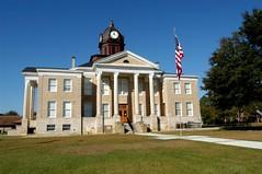Irwin County Courthouse (davidwilliamreed) Tags: county house court georgia nikon courthouse d100 irwin ocilla
