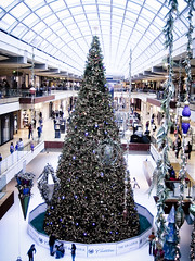 Houston Galleria Christmas Tree