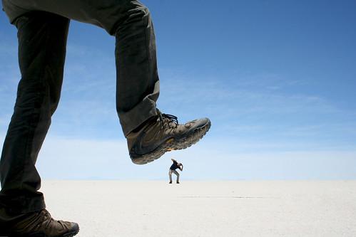 Bolivian Salt Flats. 20071105 Salt Flats, Salar de