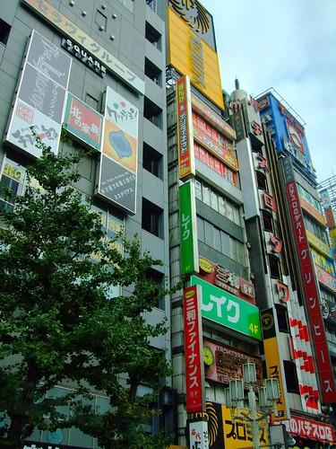 經過歌舞伎町