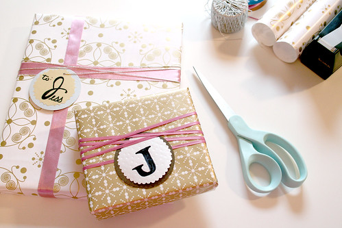 Jessica's gifts