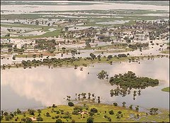 Mozambique flooding one year ago... A repeat waiting to happen in 2008?