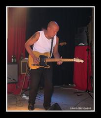 ROBERT GORDON 03 (24 Abril 2007) Sala El Sol, Madrid (Laura Glez Guerra) Tags: madrid show rock concert elsol robertgordon lauraglezguerra