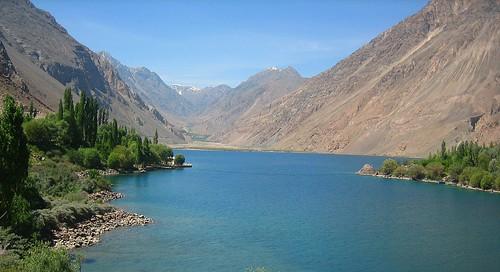 A Lake......