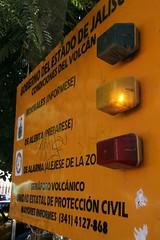 Alerta Volcnica (Gildardo) Tags: mexico jalisco sayula fototour