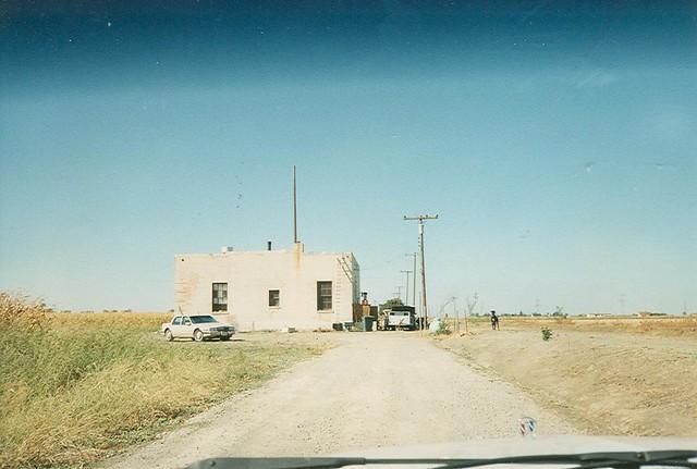 Nixon Meth Lab
