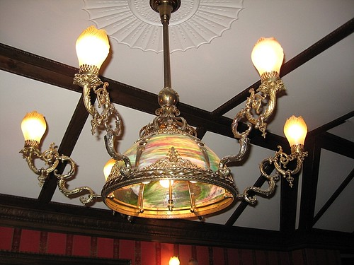 Viking hat Lamp