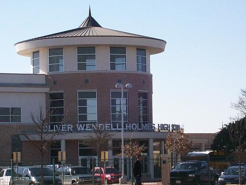 Oliver Wendell Holmes High School