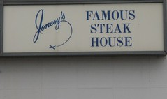 Jonesy's Famous Steak House