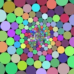 Doyle Spiral (fdecomite) Tags: spiral manipulation math doyle imagej