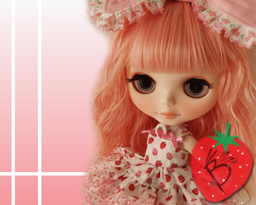 #00 Special Custom & Strawberry Outfit by Little Bee - Parys.