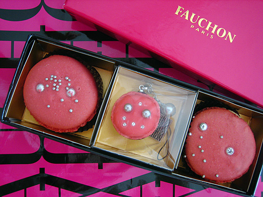 FAUCHON collaborate with Q-pot. & Takashimaya