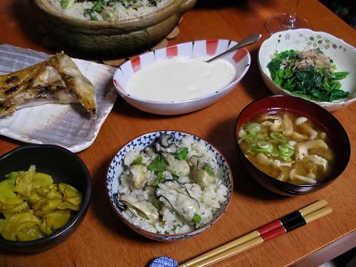 かきご飯2