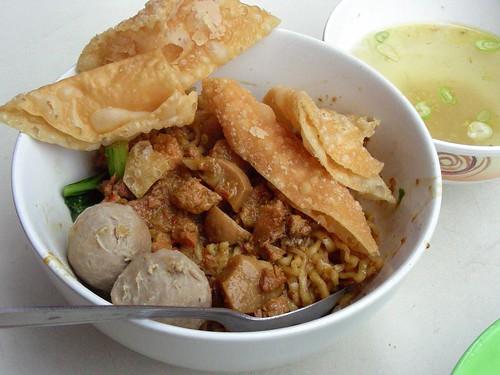 bakso pangsit