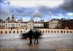 London winter views