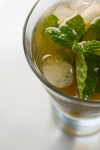 mint tea© by Haalo