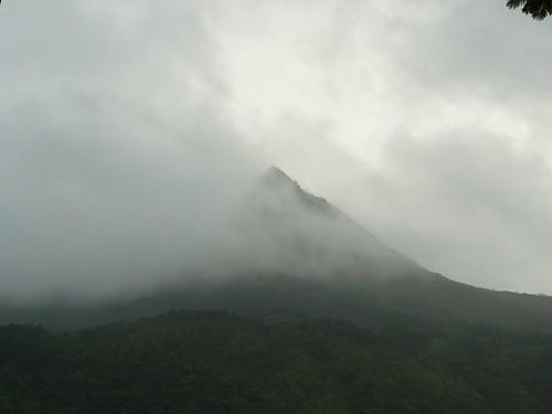 Pic AMoa et nuage