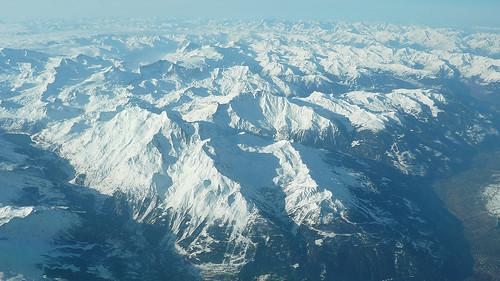 Descending into Turin
