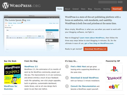 WordPress Features Voce Projects